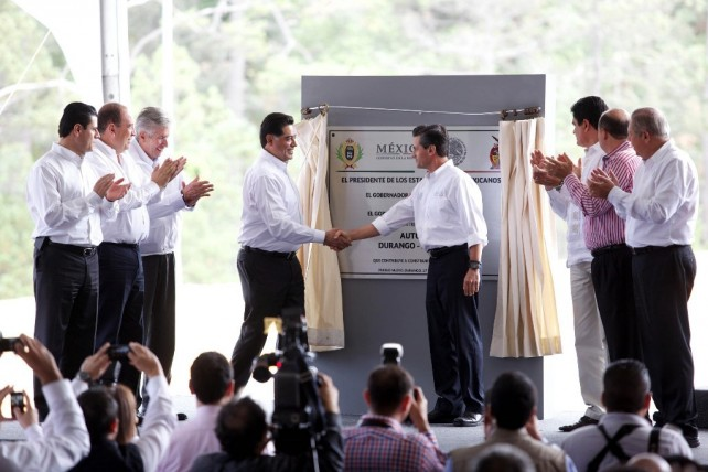 Queremos hacer de México un centro logístico de alto valor agregado.