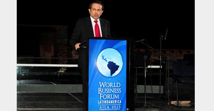 Asiste Ildefonso Guajardo a la Conmemoración del 50 Aniversario de la AILA