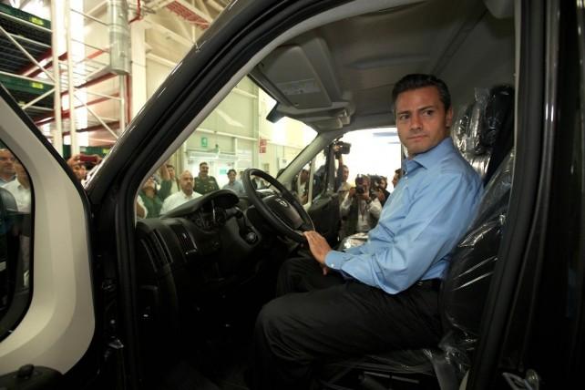 La industria automotriz de Coahuila es muestra de la calidad con la que podemos hacer las cosas los mexicanos.