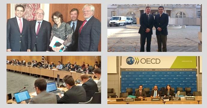 El INADEM obtiene la Presidencia del grupo de trabajo sobre MIPYMES y Emprendimiento de la OCDE