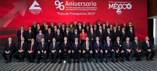 Por el bien de todos, en la CONCANACO- SERVyTUR seguiremos hablando y actuando bien por México.