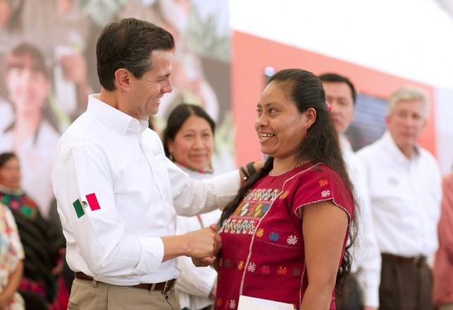 Ya basta de la violencia de la que lamentablemente sufren mujeres, especialmente de esta zona de pobreza y marginación del Estado de Guerrero.