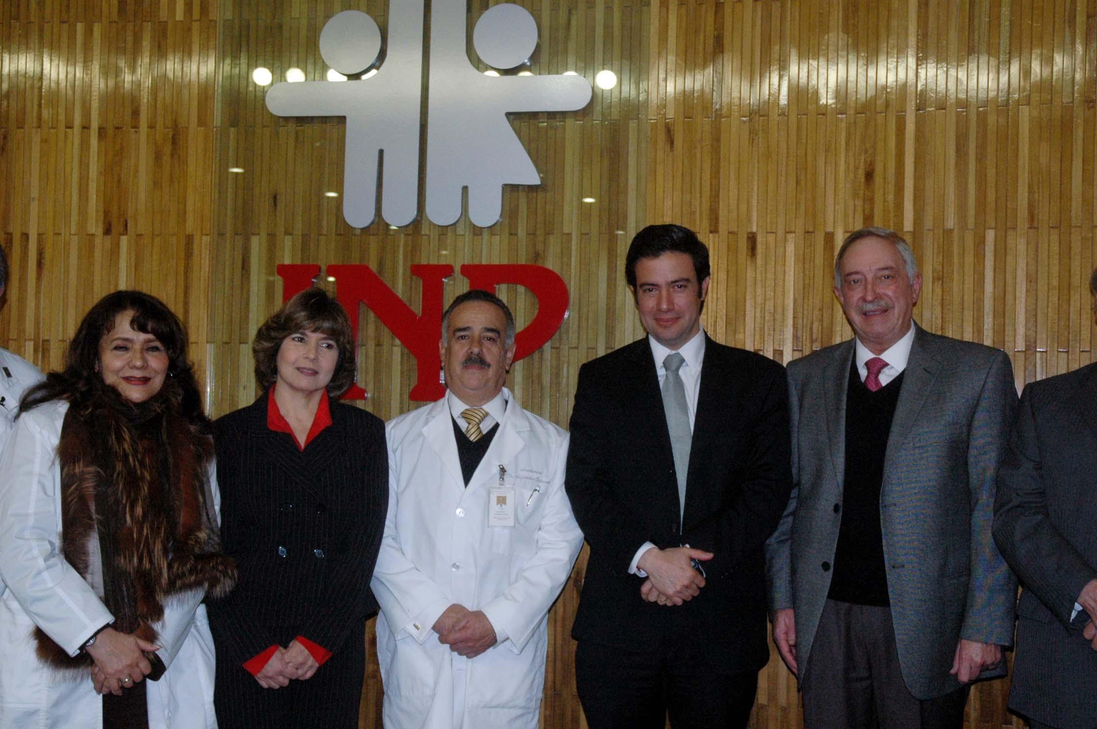 Ceremonia en el marco de la inauguración del Primer Congreso Nacional de Pediatría