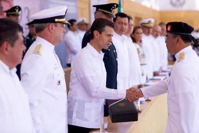 México, así lo entendemos, es nuestra misión colectiva. Ustedes han demostrado que con unidad de propósitos y acción conjunta podemos cumplir nuestros más elevados anhelos.