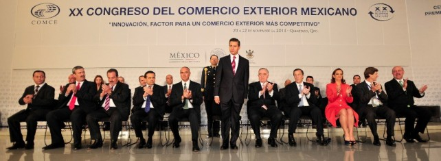 México es el cuarto exportador de vehículos nuevos en todo el mundo y el proveedor líder de autopartes hacia los Estados Unidos.