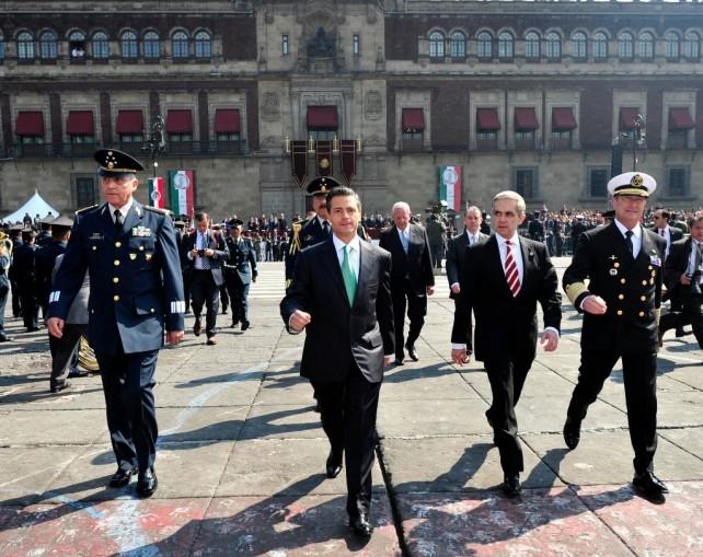 En ellos encontramos un fuerte aliento para seguir impulsando políticas públicas, que nos permitan lograr un país con mejores oportunidades de desarrollo para todos los mexicanos.