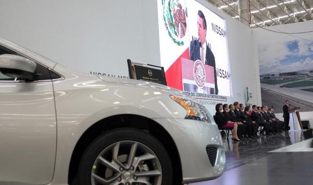 Palabras del Presidente Enrique Peña Nieto, durante la Inauguración del Nuevo Complejo Automotriz Nissan A2