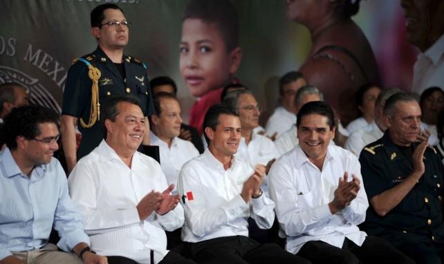 El desastre también es una oportunidad es la oportunidad de construir un Nuevo Guerrero.