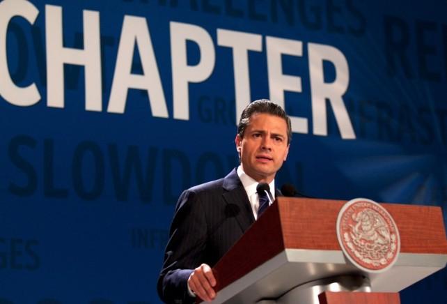 Palabras del Presidente Enrique Peña Nieto, durante La Cumbre  México 2013: El próximo capítulo