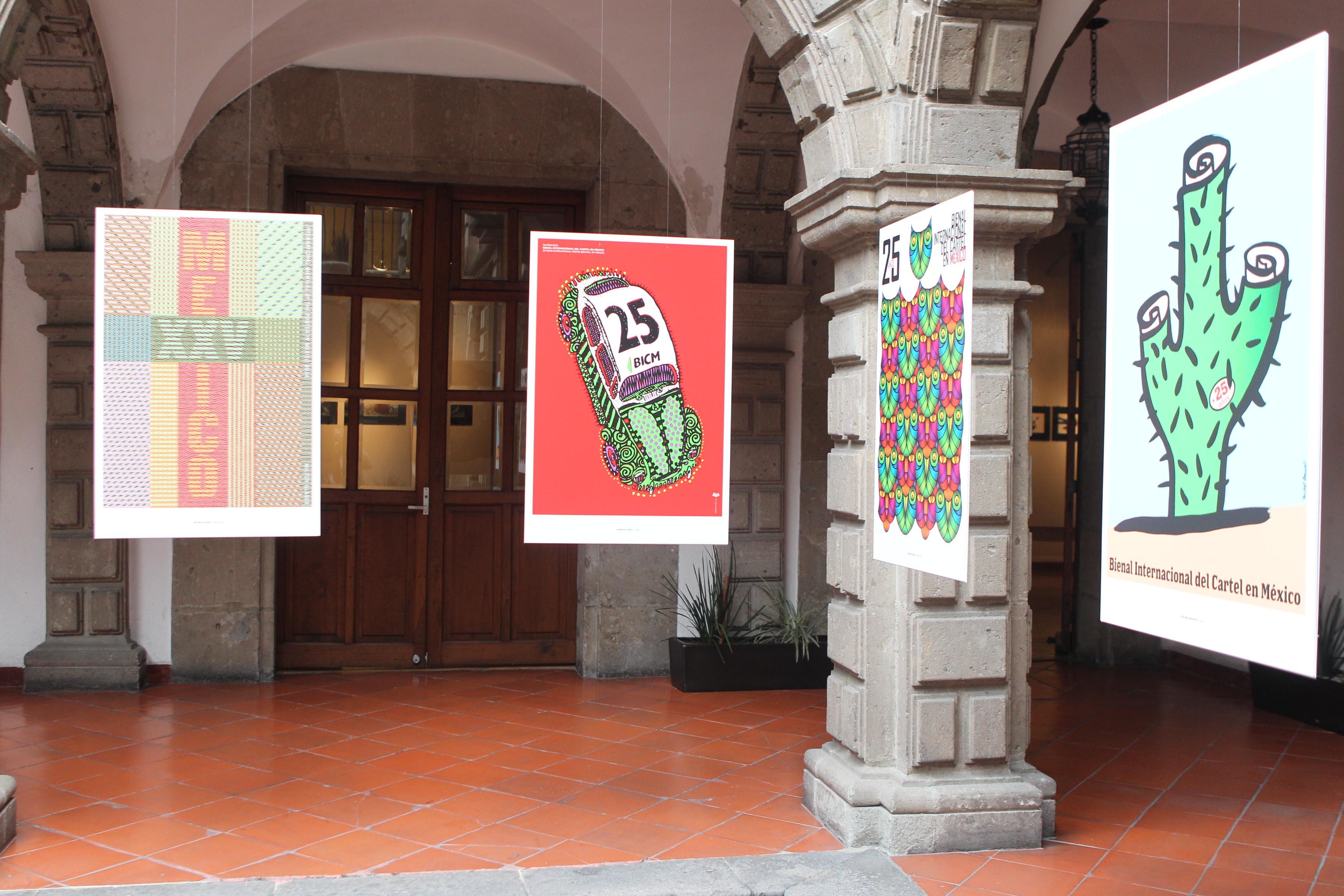"""El Museo de la Cancillería presenta la exposición """"México a través del cartel"""""""
