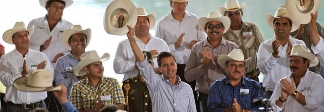 Palabras del Presidente de los Estados Unidos Mexicanos, licenciado Enrique Peña Nieto, durante la Presentación del Programa Un Nuevo Campo para México