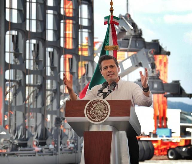 Inauguración de Obras de Mejoramiento del Puerto de Manzanillo