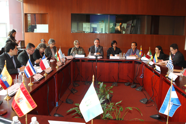 Se realizó en México la II Reunión de la Red de Gobiernos Iberoamericanos para Vinculación con la Sociedad Civil