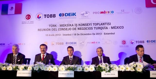 Monto histórico de IED en México por más de 28 mil mdd al tercer trimestre del año: Enrique Peña Nieto