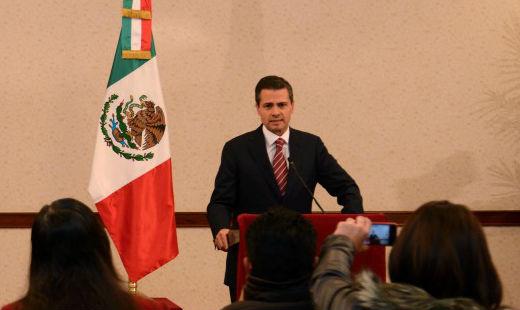 Mensaje del Presidente de la República Enrique Peña Nieto