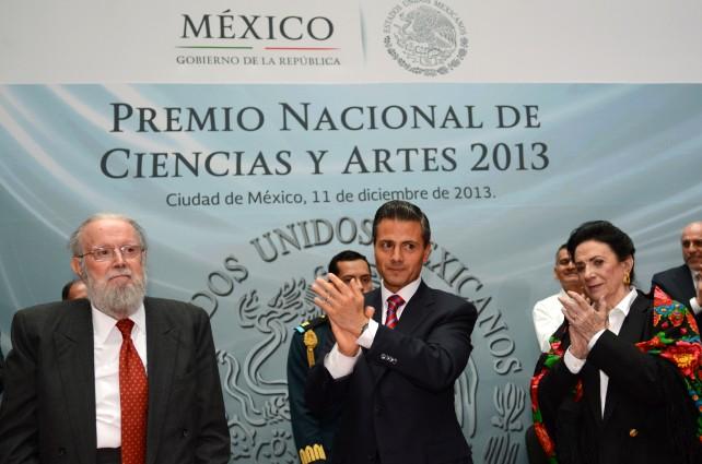 Refrenda EPN el compromiso de su Gobierno con la cultura y la ciencia