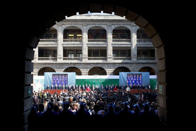La Reforma Educativa no es sólo transformadora, es una reforma de Estado: Enrique Peña Nieto
