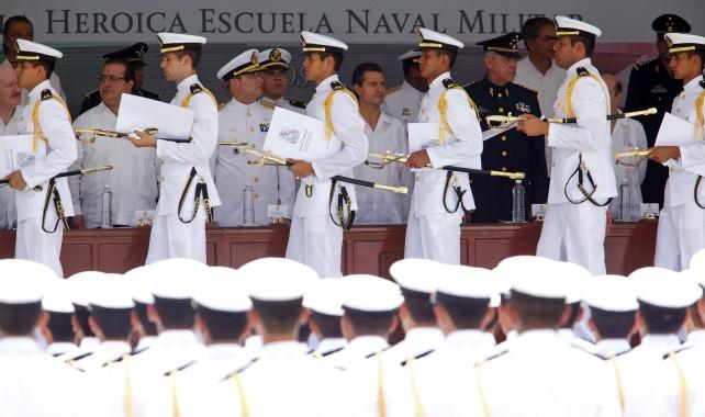 México tiene instituciones firmes, dispuestas a velar por la vida, la seguridad y el patrimonio de los mexicanos: Enrique Peña Nieto