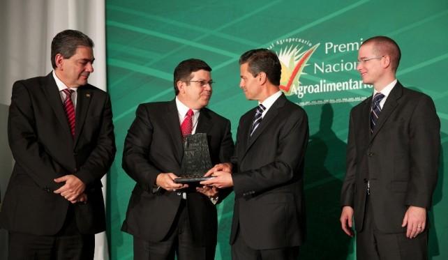 Anunció el Presidente Peña Nieto una gran reforma al agro mexicano para 2014