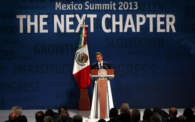 Empeño y esfuerzo para hacer los cambios estructurales que México necesita: Enrique Peña Nieto