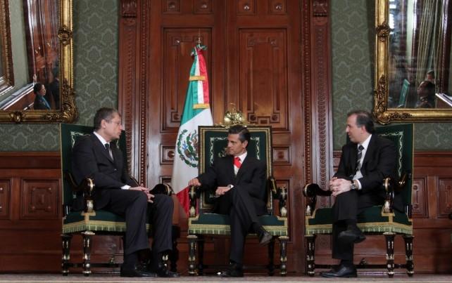 El Mandatario reiteró la vocación de México como un actor con responsabilidad global, atento y protagonista de los grandes cambios que a diario se suscitan en el mundo.