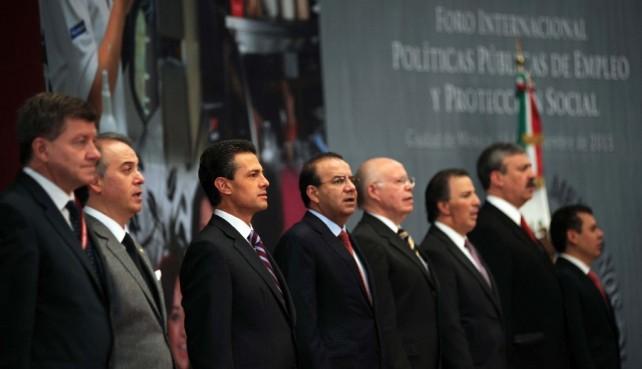 Hay signos adelantadores en el país, por las reformas impulsadas por el Gobierno de la República: EPN