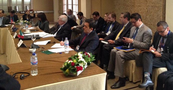 El Secretario de Economía participa en la reunión de ministros del TPP en Indonesia