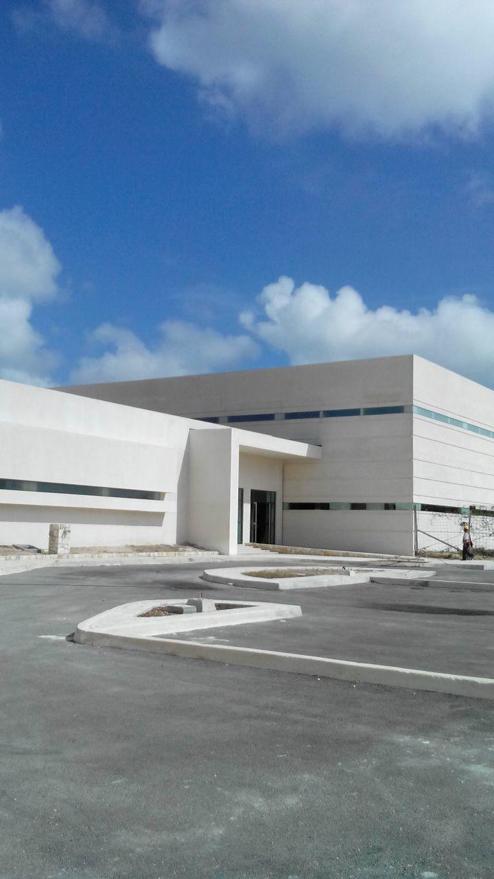 Nuevo centro de Salud de Alfredo V. Bonfil, en Quintana Roo