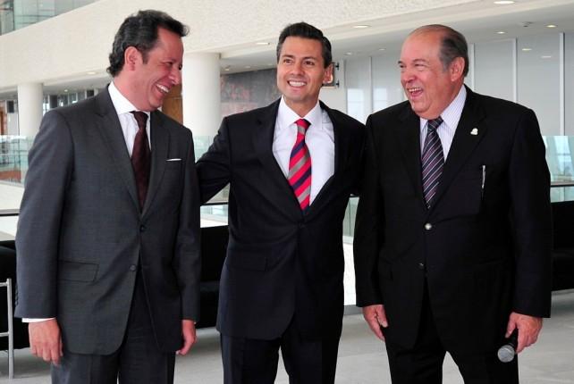 Designa el Presidente Peña Nieto a Eduardo Sánchez como vocero del Gobierno de la República