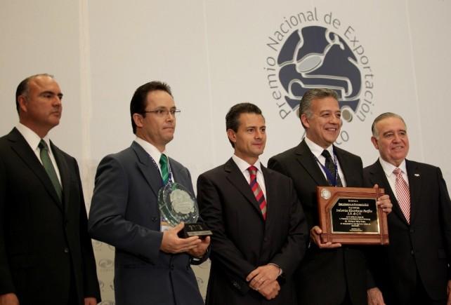 México se transforma para convertirse en una economía más moderna, competitiva y dinámica: EPN