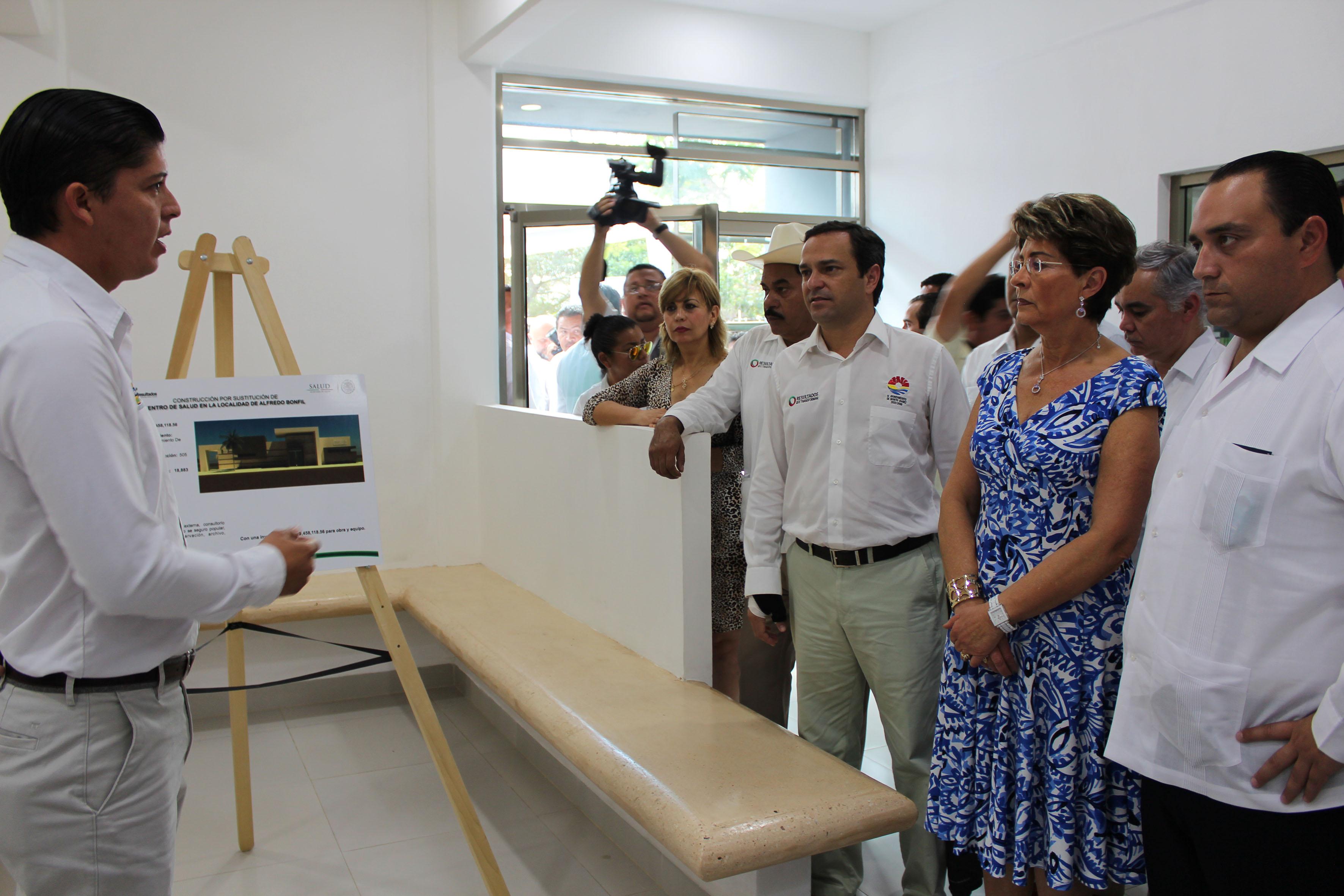 Mejoran servicios médicos en Quintana Roo