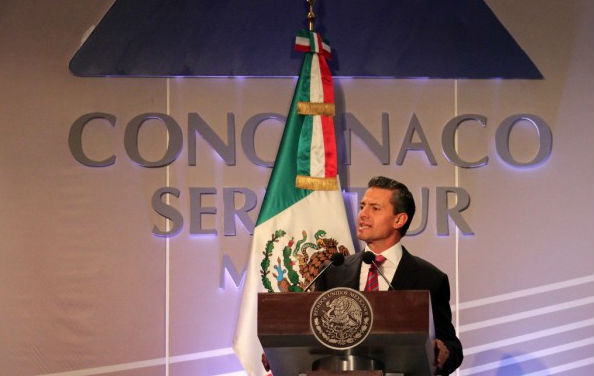 Expresó el Fondo Monetario Internacional su reconocimiento a las reformas transformadoras impulsadas en México: Enrique Peña Nieto