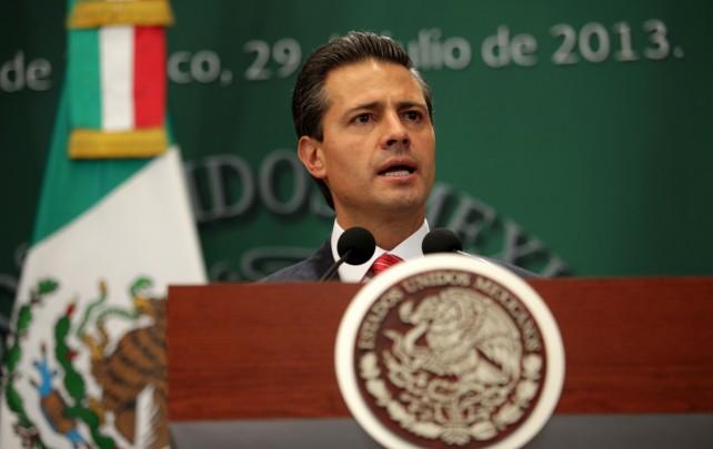 México asume el compromiso internacional de proteger y conservar su patrimonio natural: EPN