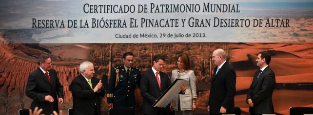 Reafirma El Presidente Enrique Peña Nieto la decisión del Gobierno de la República por hacer valer El Estado de Derecho en todo El País