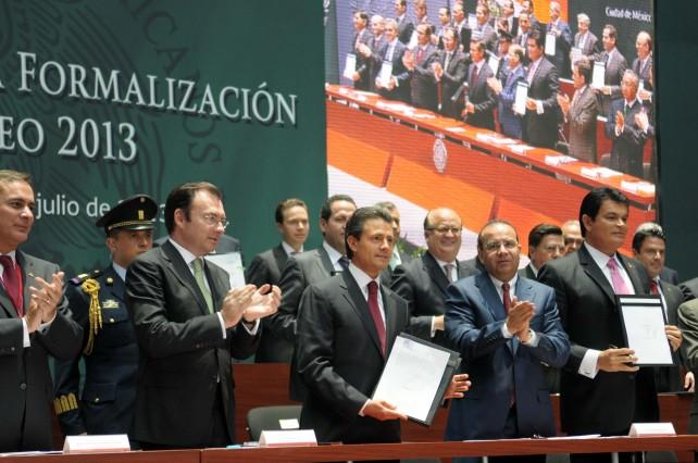 Llama EPN a comenzar el círculo virtuoso de la formalidad, productividad y crecimiento económico elevado