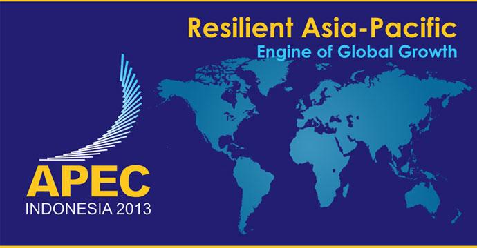 Concluye primer día de actividades de APEC en Bali, Indonesia