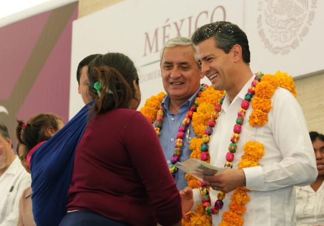 Llama el Presidente Peña Nieto a redoblar el paso para alcanzar la meta trazada en la Cruzada Nacional Contra el Hambre