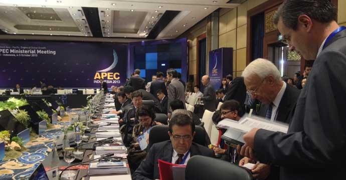 Participa el Secretario Ildefonso Guajardo en Reunión de Ministros de APEC