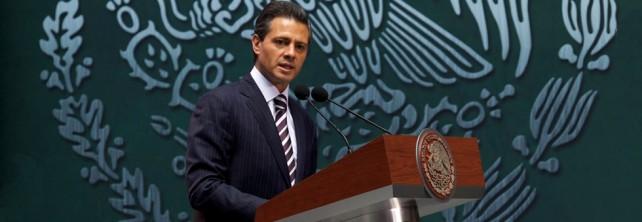 Se invertirán 4 billones de pesos en proyectos de infraestructura, durante este sexenio: Enrique Peña Nieto