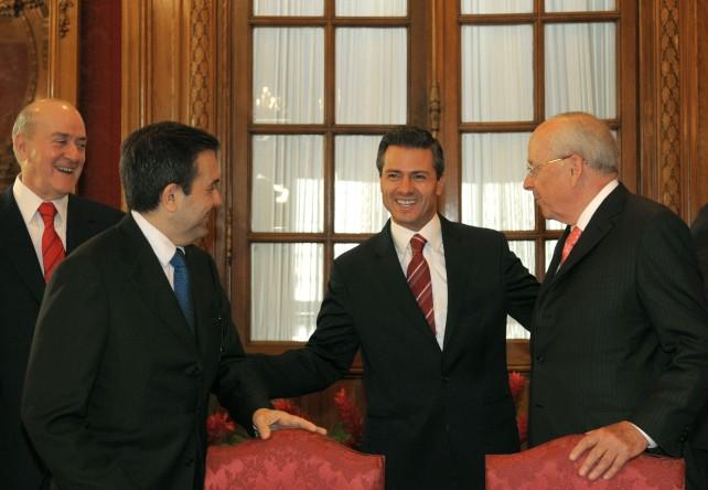 México tendrá un perfil mucho más protagónico en el ámbito Internacional, en la medida que tenga éxito interno: Enrique Peña Nieto