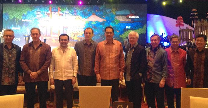 Finaliza Reunión Ministerial de APEC 2013