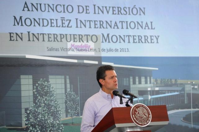 2013 será el año con mayor inversión extranjera directa en México: Enrique Peña Nieto
