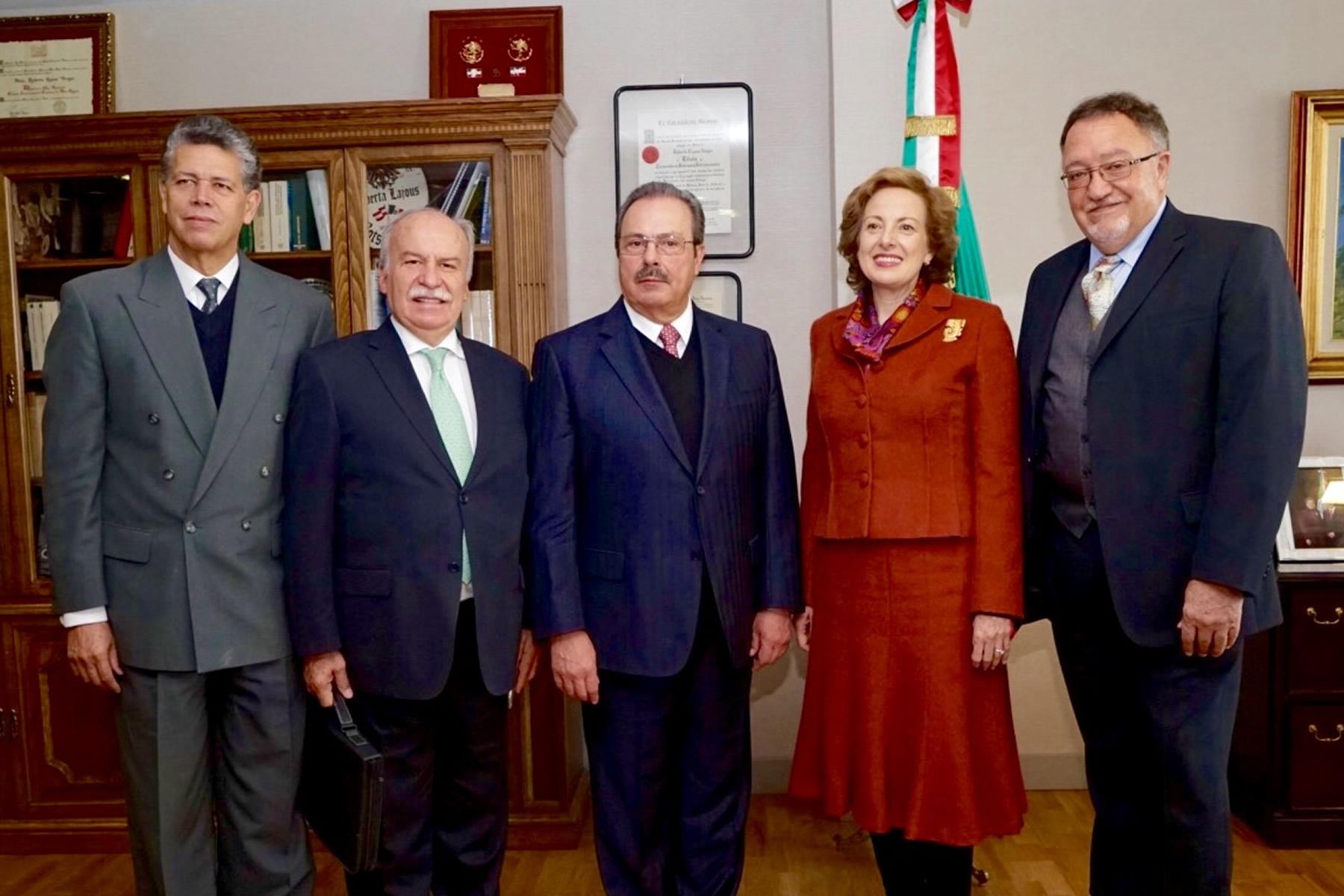 Busca México equilibrar balanza comercial agroalimentaria con la Unión Europea.