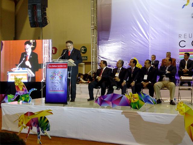 Inauguración de la 23ª Reunión Anual del Consejo Técnico Consultivo Nacional de Sanidad Animal (CONASA).