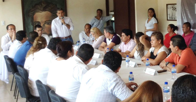 Continúa apoyo para reactivación económica de MIPYMES siniestradas en Guerrero