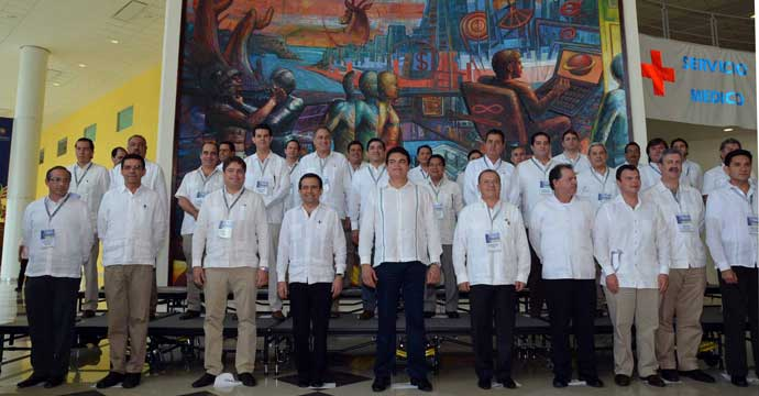 Participa el Secretario de Economía en la II Reunión Nacional de la AMSDE