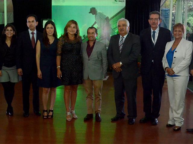 En representación del secretario José Calzada Rovirosa, el subsecretario Héctor Velasco Monroy encabezó los festejos del organismo.