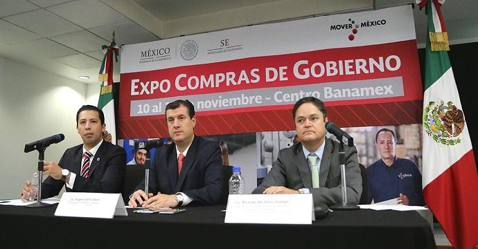 EXPO COMPRAS DE GOBIERNO 2015, DEL 10 AL 12 DE NOVIEMBRE