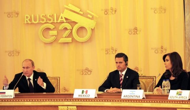México impulsa cambios estructurales y espera con ello hacer su contribución al desarrollo global: Enrique Peña Nieto