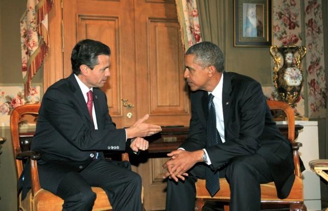 Investigará el gobierno de Estados Unidos el presunto espionaje al Presidente de México:  EPN